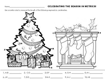 Holiday Metrics Measurement Practice: Follow directions to