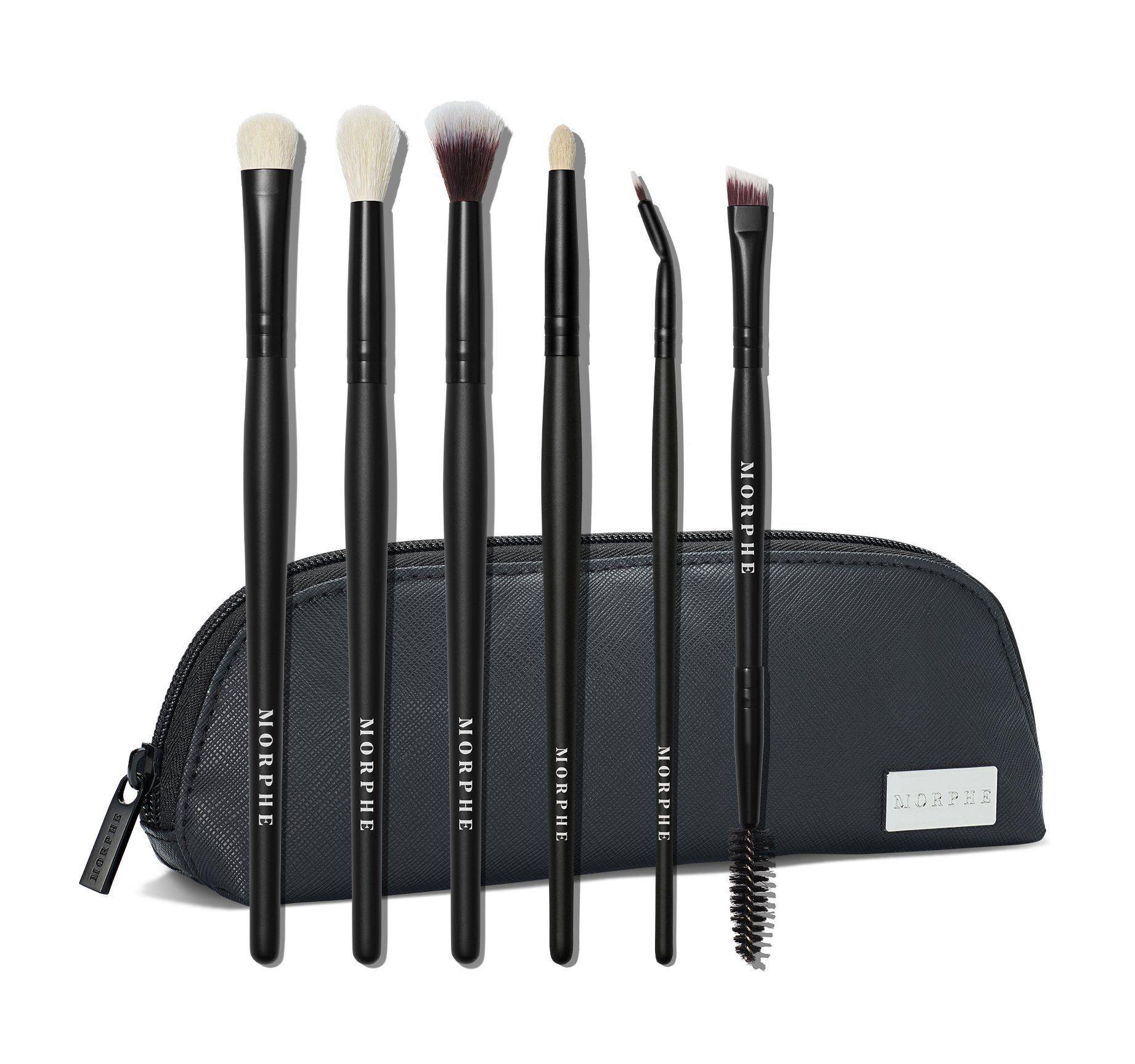 Morphe Eye Stunners Brush Collection in 2020 Eye brushes