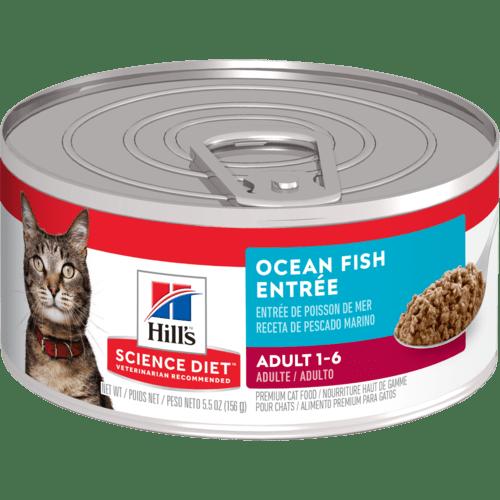 Hill S Science Diet Adult 7 Savory Chicken Entree Canned Cat Food Canned Cat Food Hills Science Diet Savory Chicken