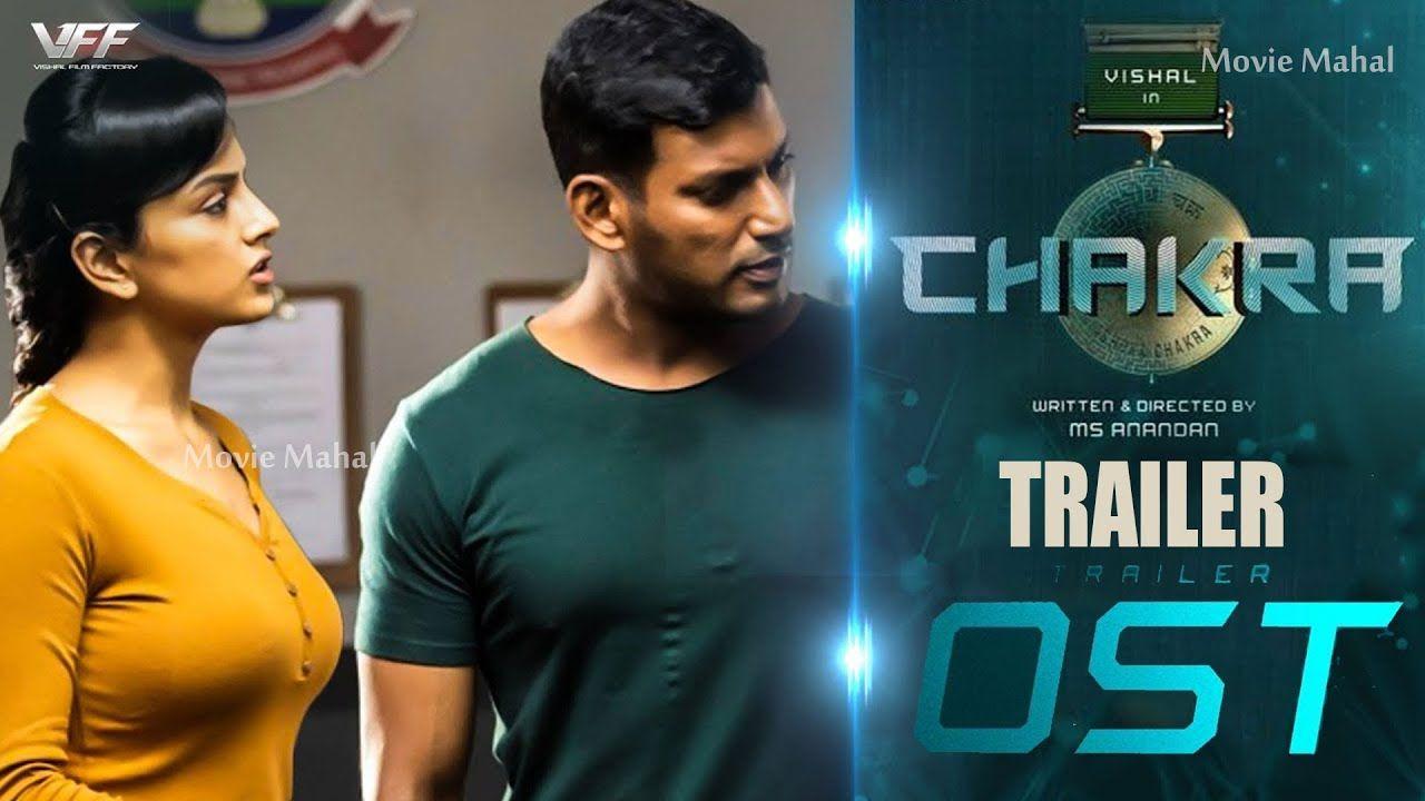 Chakra Trailer Ost Update Chakra Official Trailer Vishal Official Trailer Ost Chakra