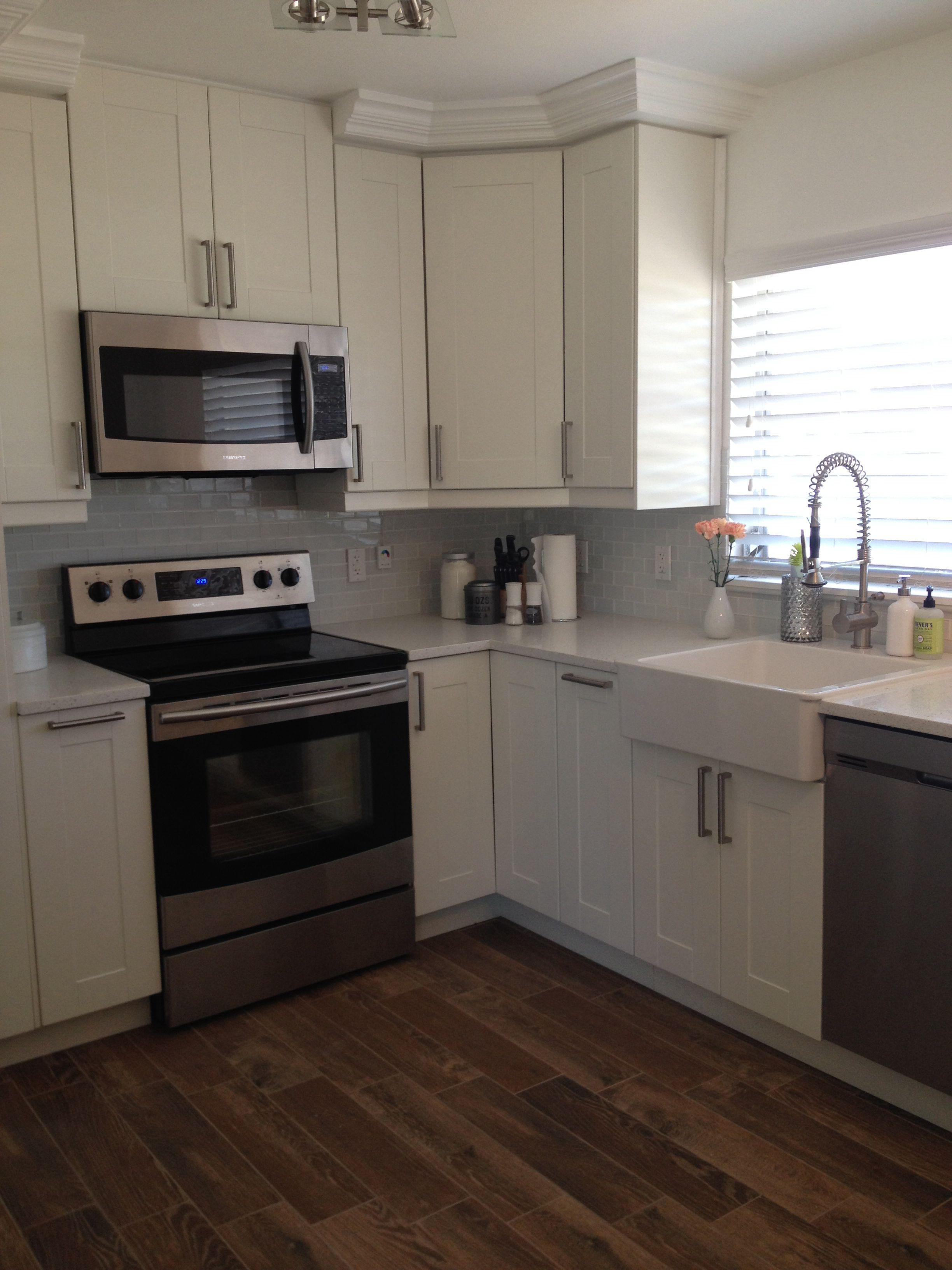 Ikea kitchen adel off white kitchen u dining pinterest kitchen