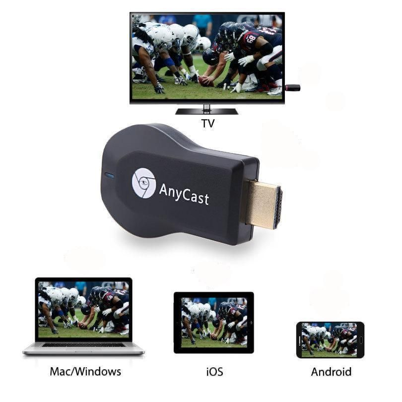 HDMI Full HD 1080P Miracast Airplay Anycast TV Dongle WiFi