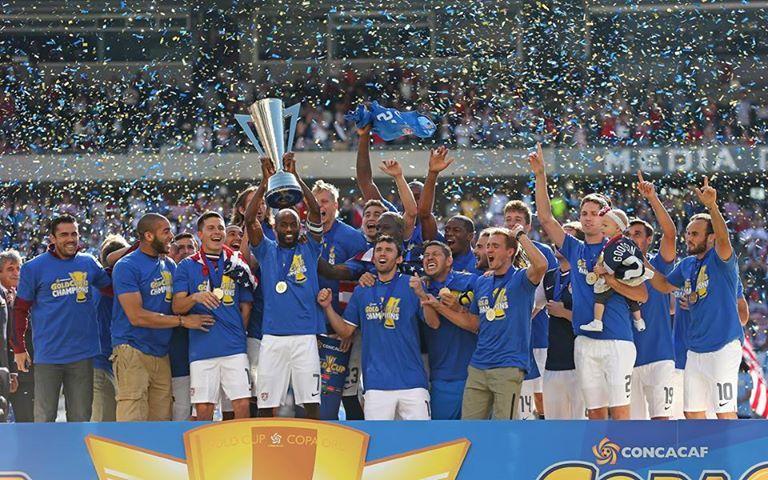 usmnt gold cup champions 2013 Soccer scores, Soccer