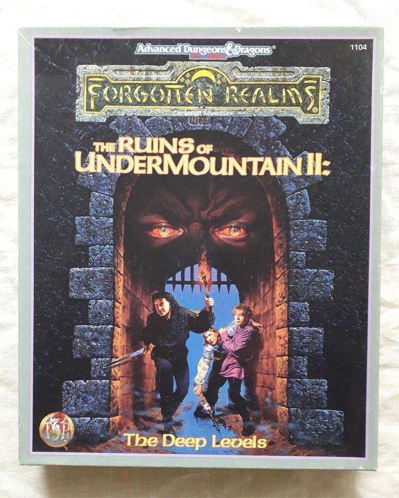 A Review Of The Role Playing Game Supplement The Ruins Of