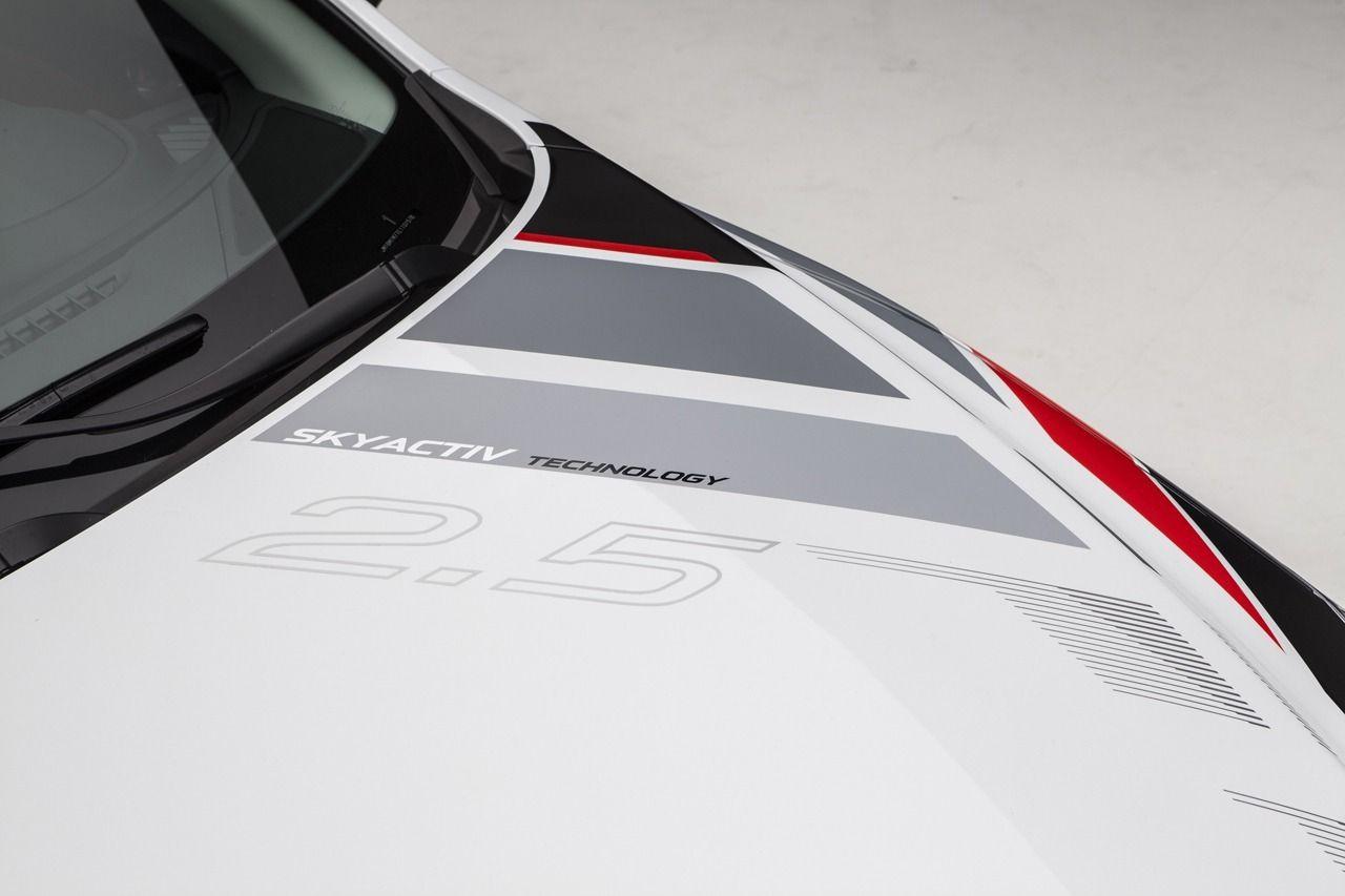 Motor Mike — 2013 Mazda Club Sport 3 Concept. Limitedslip...