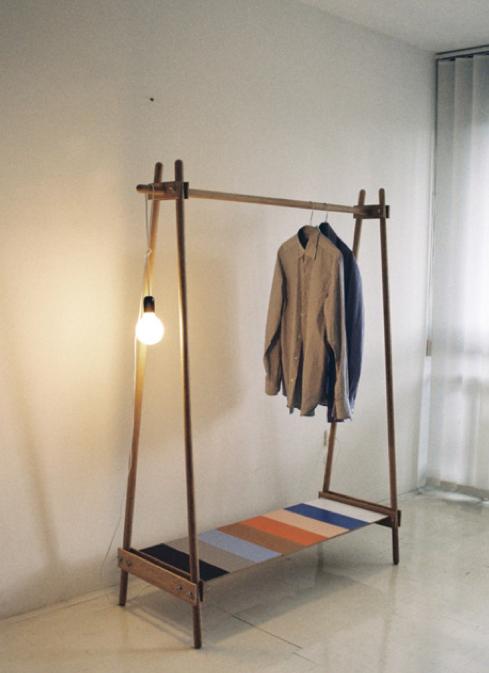 10 Easy Pieces Freestanding Wooden Clothing Racks Meuble Idees Pour La Maison Agencement Dressing
