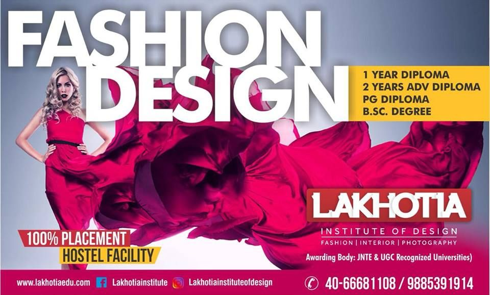 Pin By Lakhotia Institute Of Design On Fashion Designing Diploma In Fashion Designing Fashion Designing Course Fashion Designing Institute