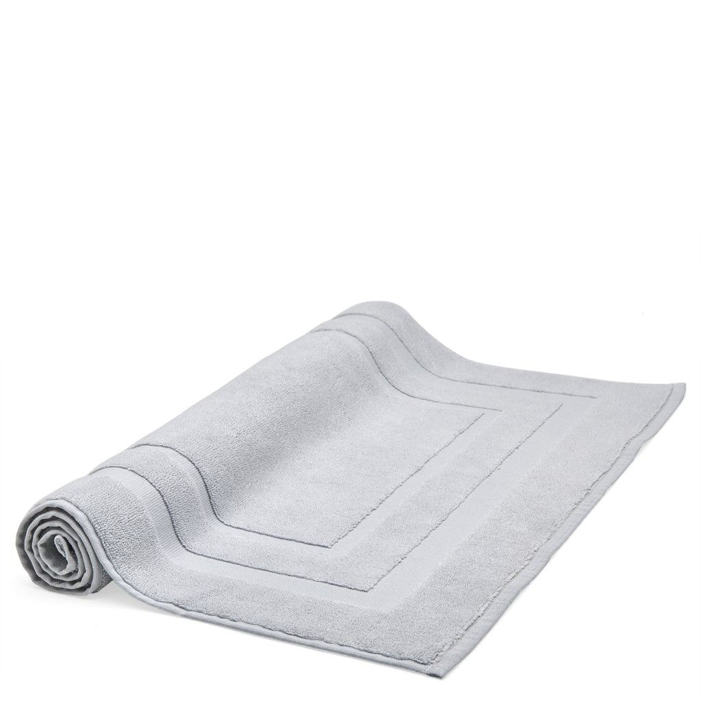 stunning Waterworks Bath Mats Part - 17: (2) Shower Mats - White