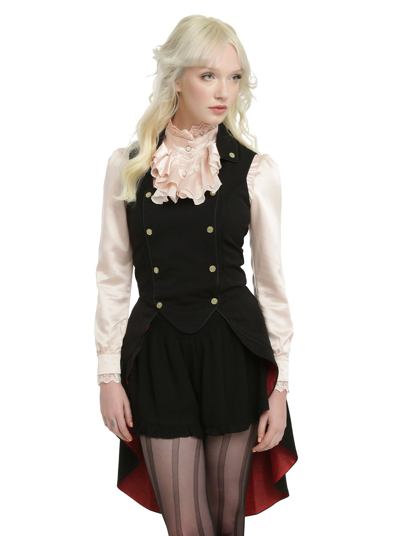 Hot Topic's New Alice Through The Looking Glass Collection Transports You Straight To Wonderland
