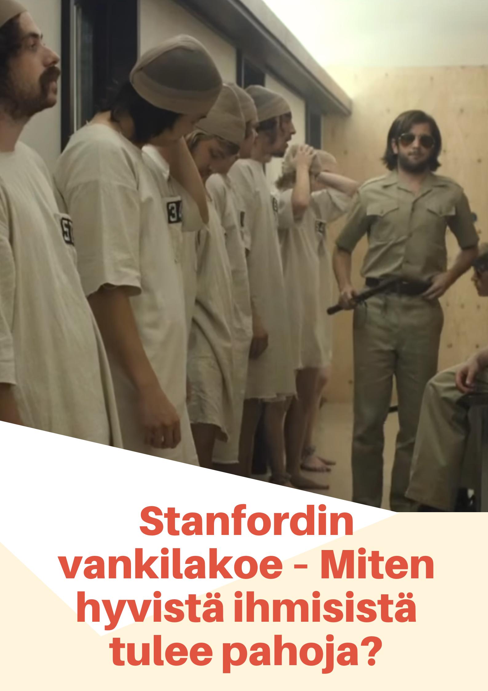 Stanfordin Vankilakoe