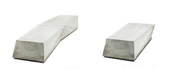 Concrete in Architecture 3 Furniture Objects Concrete