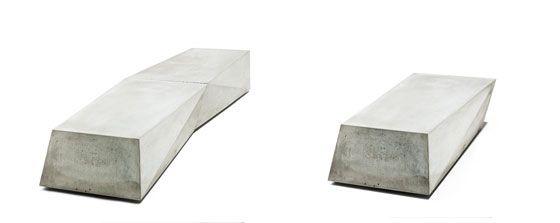 Concrete in Architecture 3 Furniture Objects Concrete
