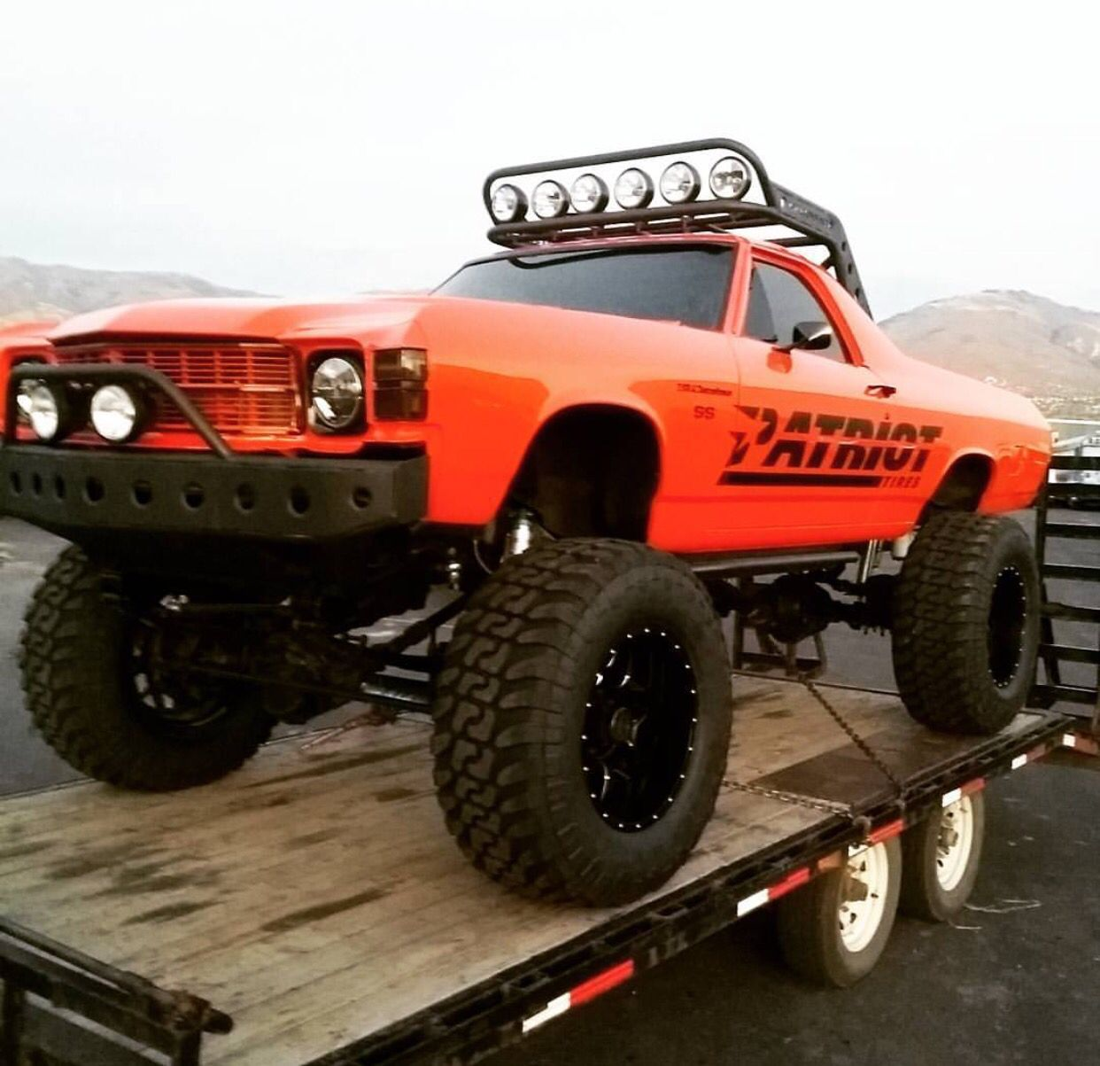 El Camino Monster Truck >> 1000+ ideas about Diesel Brothers on Pinterest | Cummins, Trucks ... | jeeps | Pinterest ...
