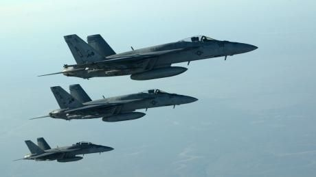 CBC News @CBCNews  ·  Nov 30 U.S.-led coalition airstrikes pound ISIS stronghold in Syria http://www.cbc.ca/news/world/u-s-led-coalition-airstrikes-pound-isis-stronghold-in-syria-1.2855135?cmp=rss …