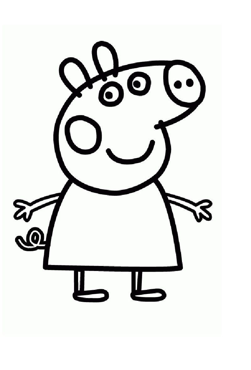 El abrigo de Peppa Pig | George pig, School colors and Yahoo search