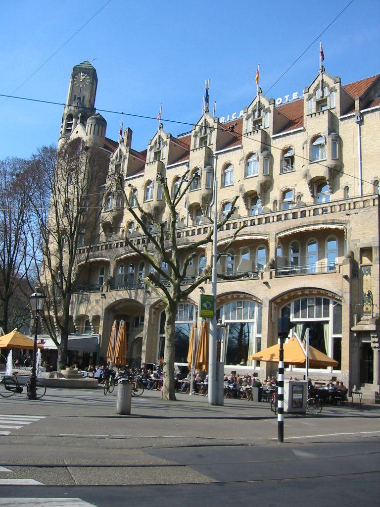Leidseplein Amsterdam Fotos Arquitectura Mundo