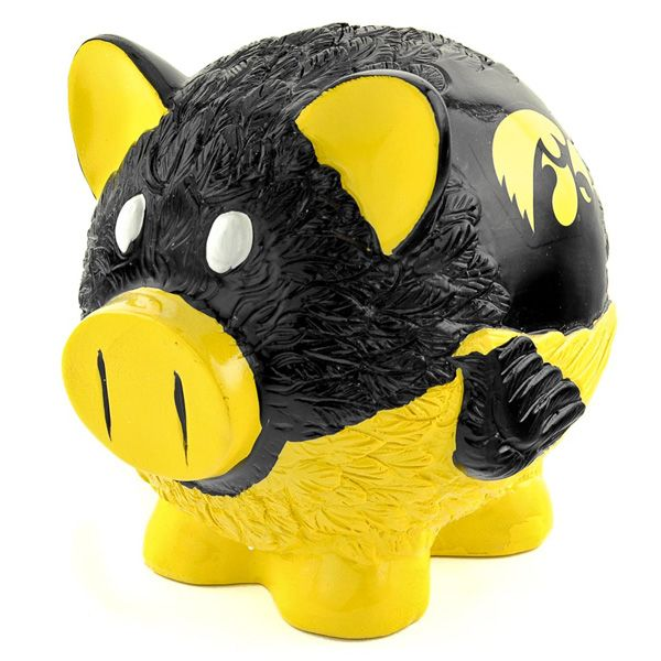 Thematic Piggy Bank NCAA :: Toys & Games :: Herky\'s Locker Room ...