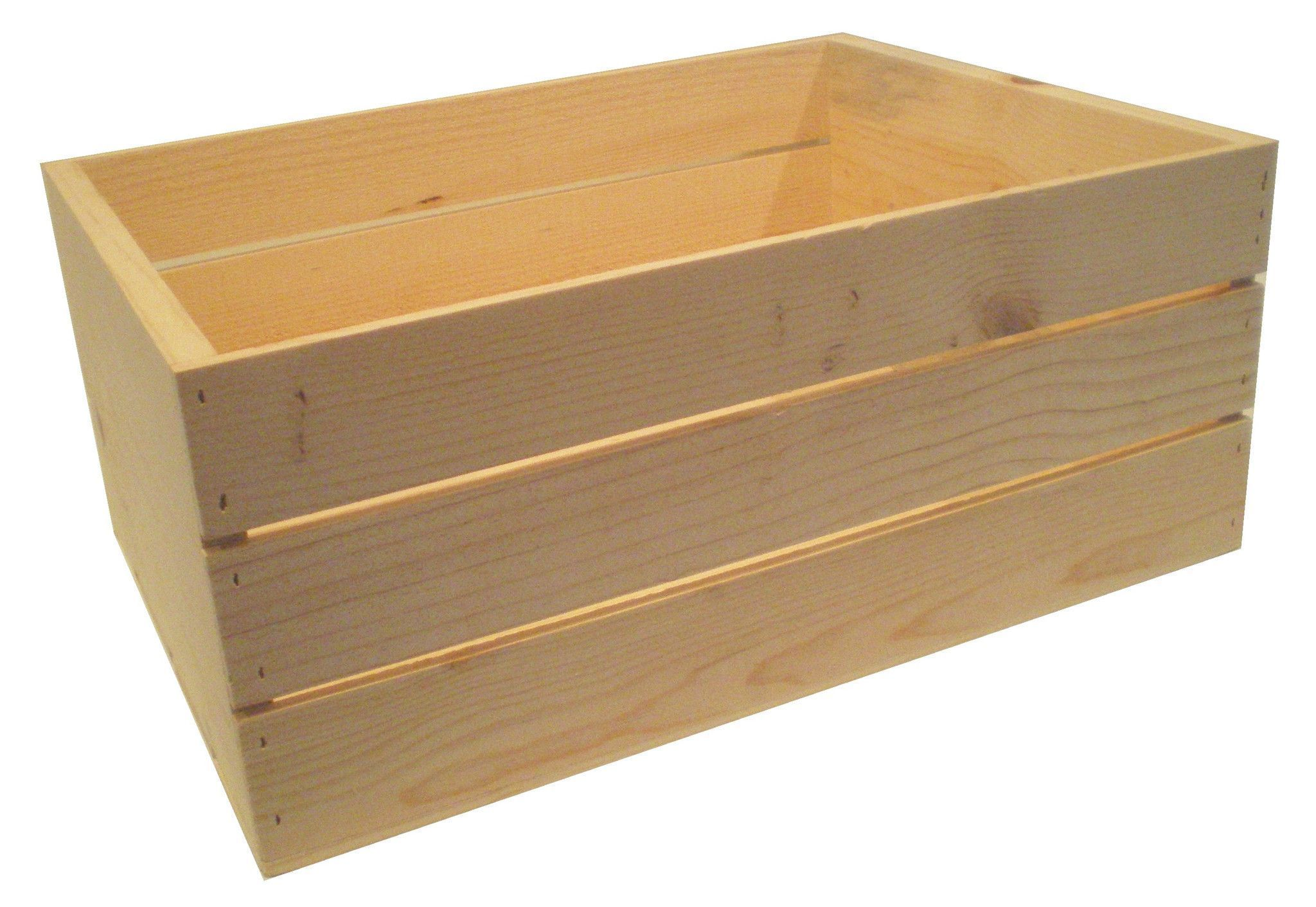 Photo of 22-inch Wooden Crate #22inch #Crate #large shipping crates #wooden