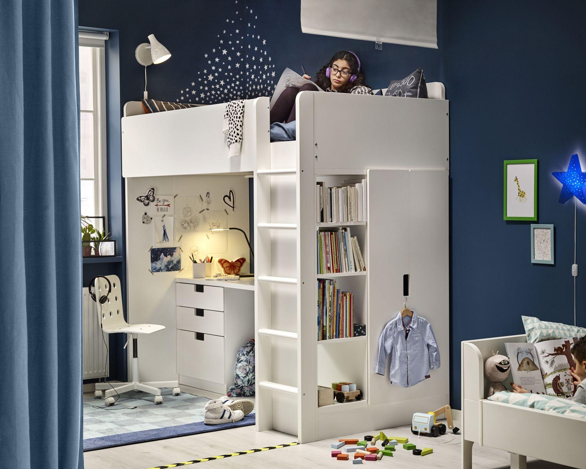 Ikea kinder hoogslaper ideeen beste ideen over huis en interieur