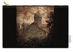 Carry-all Pouch featuring the photograph Old Temple by Elena Ivanova IvEA #ElenaIvanovaIvEAFineArtDesign #Decor #Gift #CarryAllPouches
