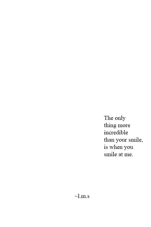 The Only Thing More Incredible Than Your Smile Is When You