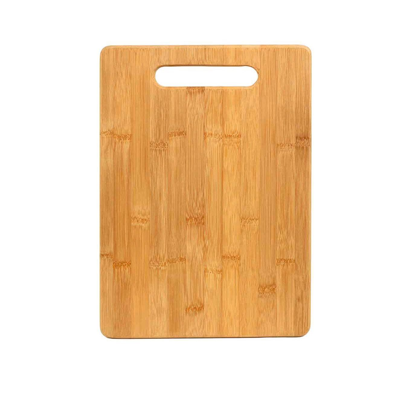 Personalize 6 by 9.5 Personalized Bamboo Cutting Board,
