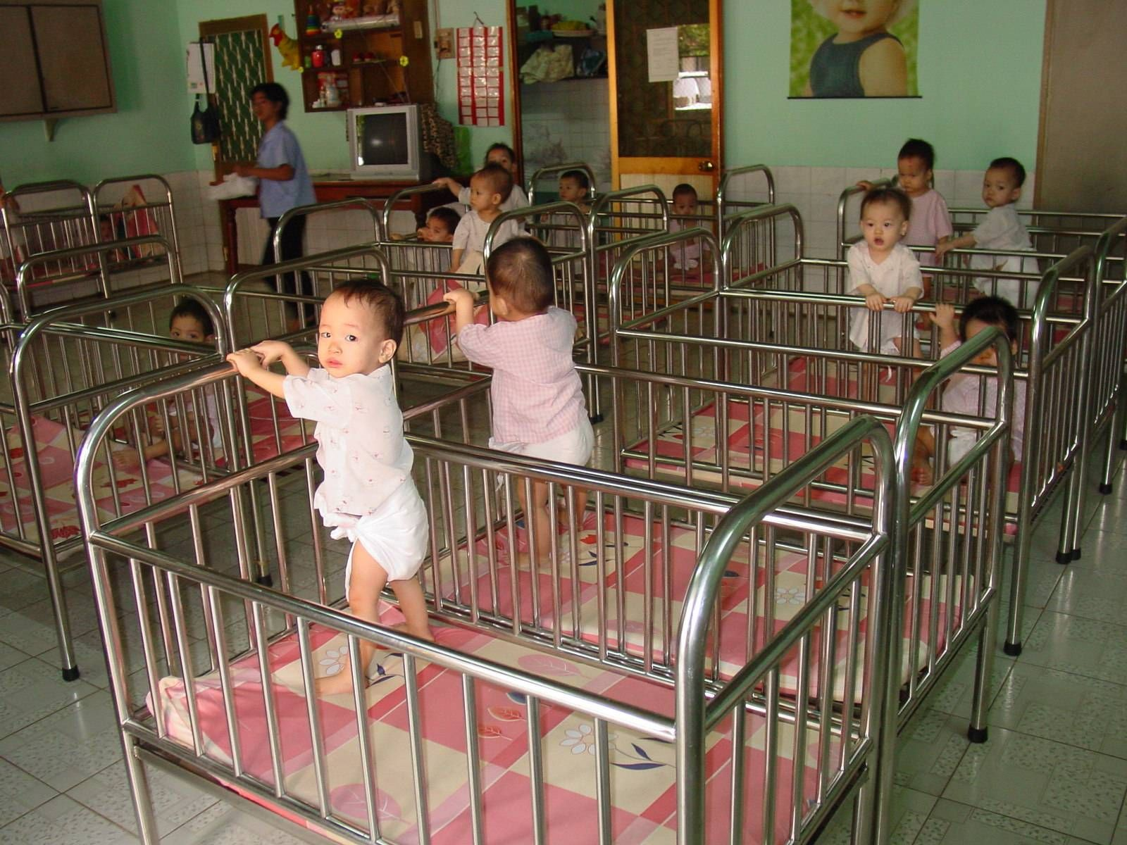 Chinese Baby Dying Rooms