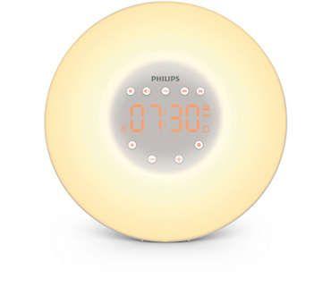 éveil lumière philips réveil lumineux luminothérapie santé