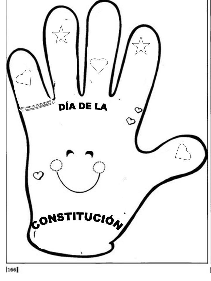 Cuento De La Constitucion Espanola Para Ninos Dibujos Para Colorear Dia De La Constitucion Constitucion Para Ninos Constitucion