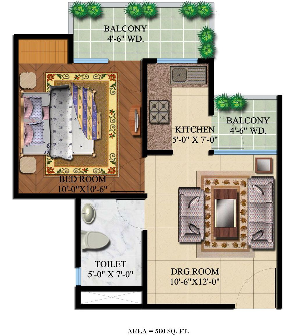 studio apartment | spectrum-studio-apartment-residential-property ...