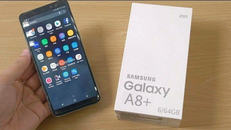 Samsung Galaxy A8 Plus Price With Full Specifications Samsung Edition 2018 Samsung Samsung Galaxy Galaxy