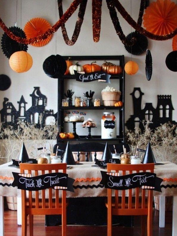 Decoracion Halloween   Halloween   Pinterest   Decoración halloween ...