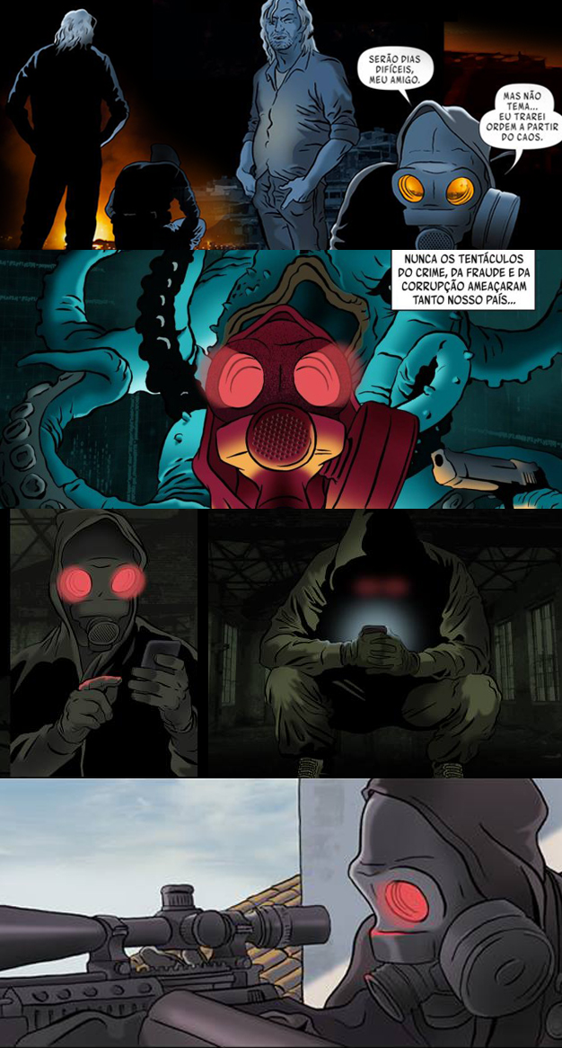 O Doutrinador Dark Web