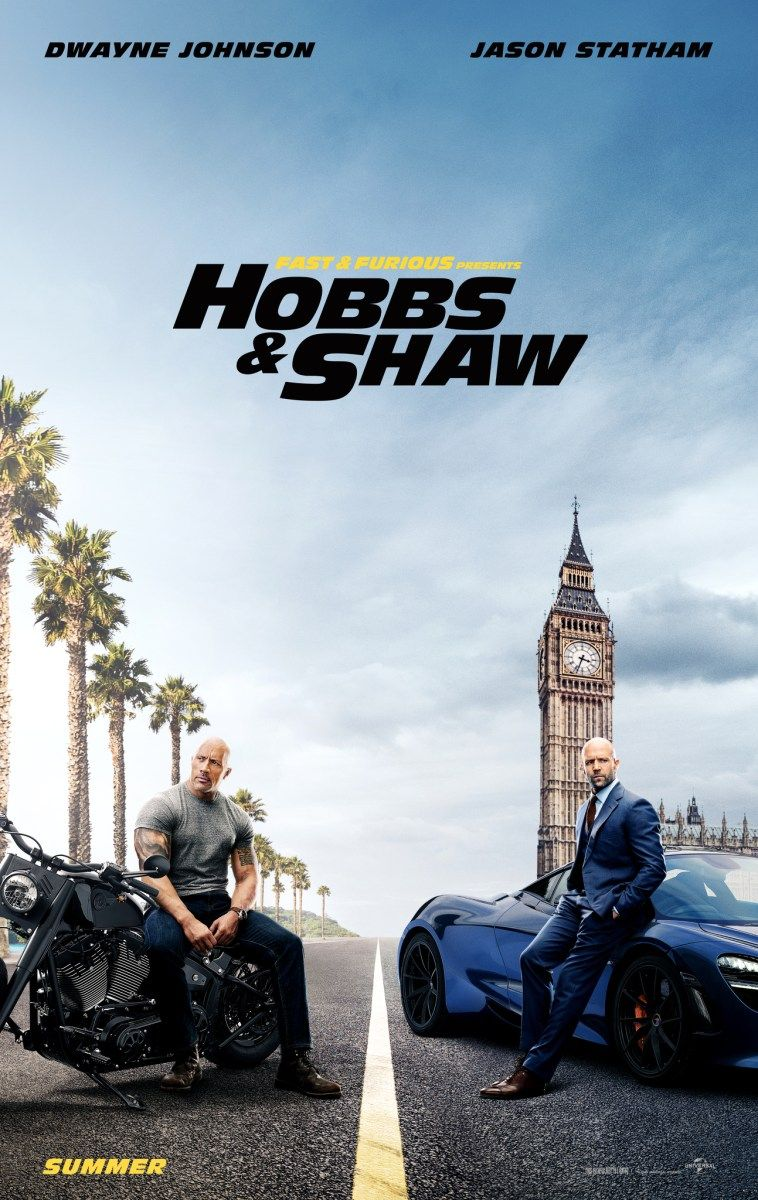 Nonton Film Fast Furious Presents Hobbs Shaw 2019 Trailer Fast And Furious Film Eiza Gonzalez