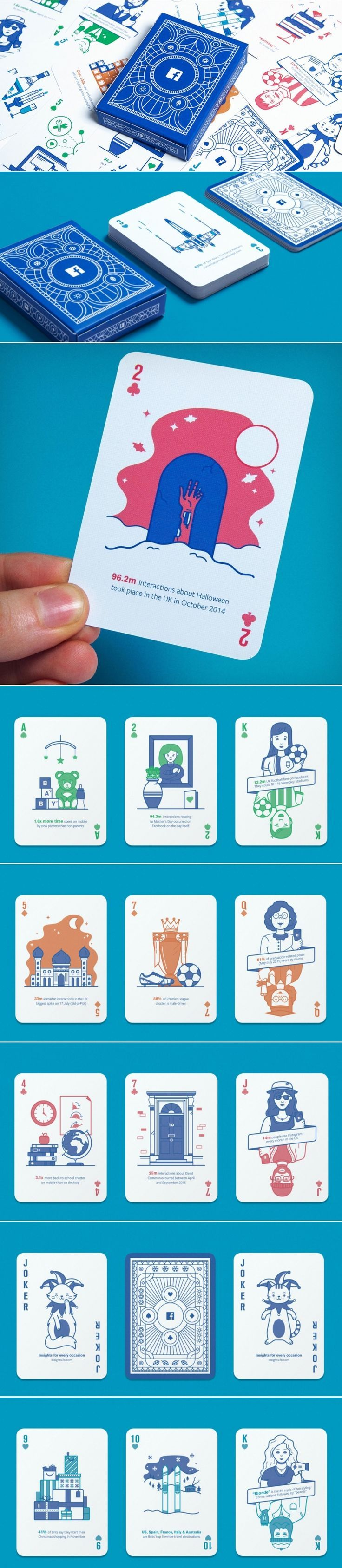 Facebooks NEW Deck of Playing Cards With Marketing Insights for Agencies