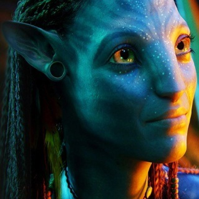 Avatar Movie World: Neytiri Is So Beautiful In This Scene