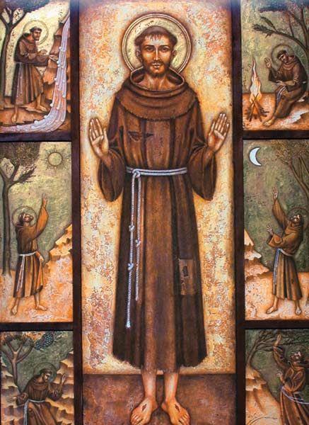Francesco DAssisi - Basilica Pontificia Minore  i miei amici ;)  Pinte...