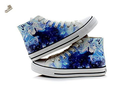 Miku Shoes Canvas Shoes Sneakers Colourful 2