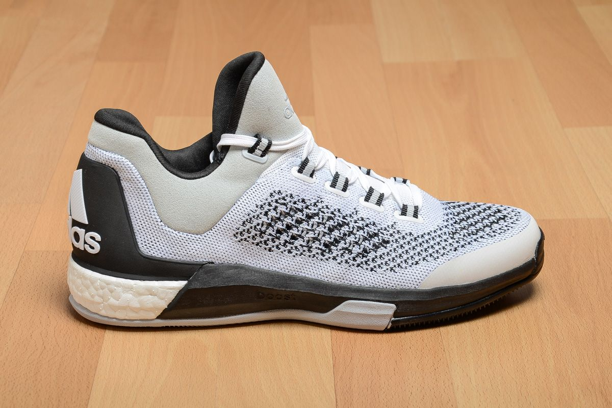 Adidas Crazylight Primeknit Bosst Basketball
