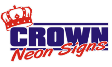 Crown Neon Signs Tulsa Ok Led Signs Neon Signs Pole Signs Monument Signs Neon Signs Monument Signs Sign Company