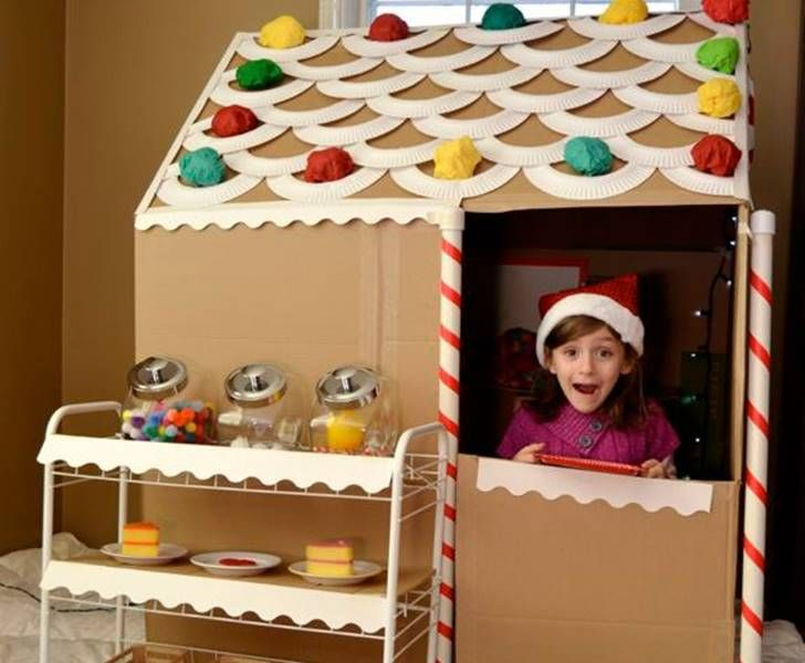 14 DIY recycled cardboard crafts that will amaze your kids