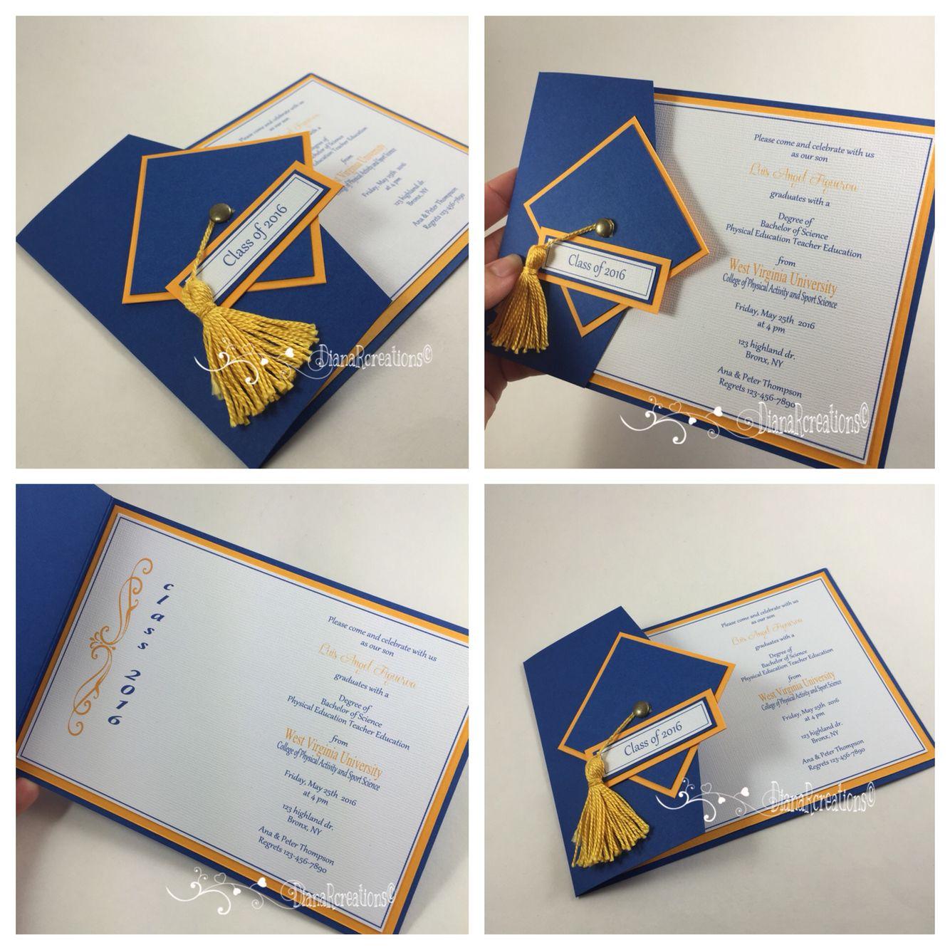 Buy Graduation Invitations
