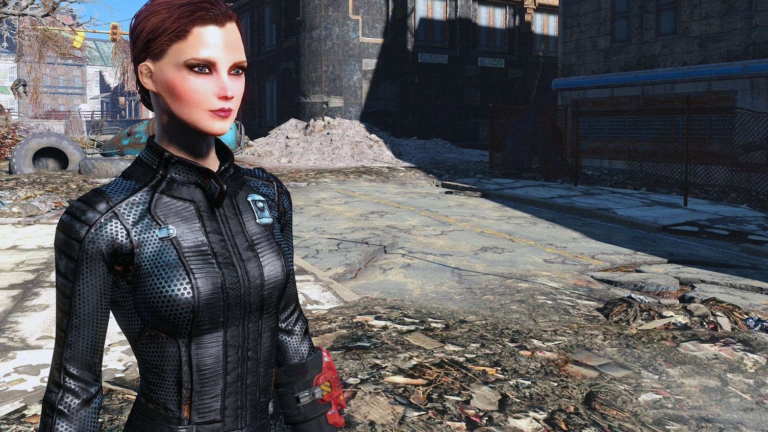 Proto Vault Suit at Fallout 4 Nexus - Mods and community | Gaming ...
