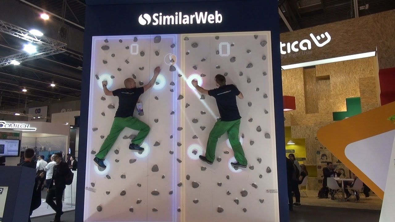 ValoClimb Game Wall Real life video, Climbing wall, Climbing