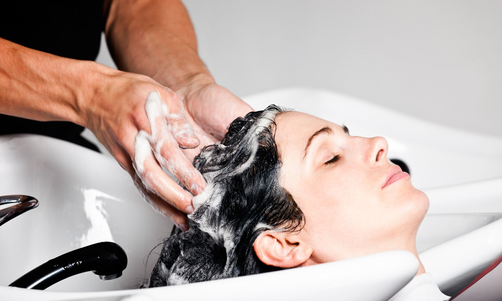 Find the best Hairspa services in Delhi NCR... Hair spa