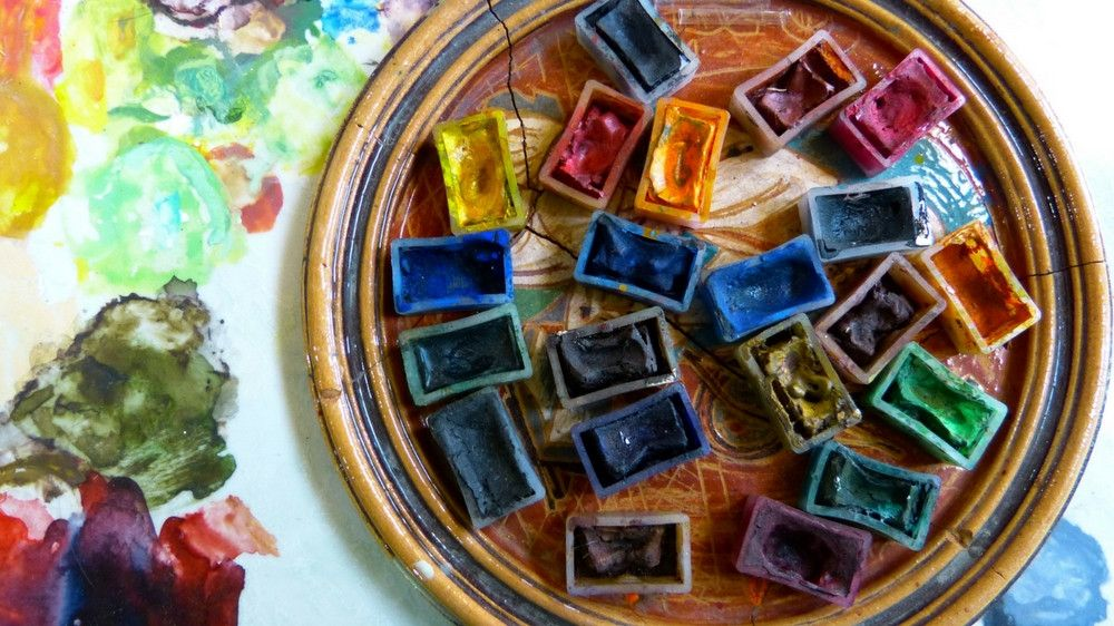 Comment Enlever Des Taches De Peinture Seche Tache Peinture Peinture Glycero Tache