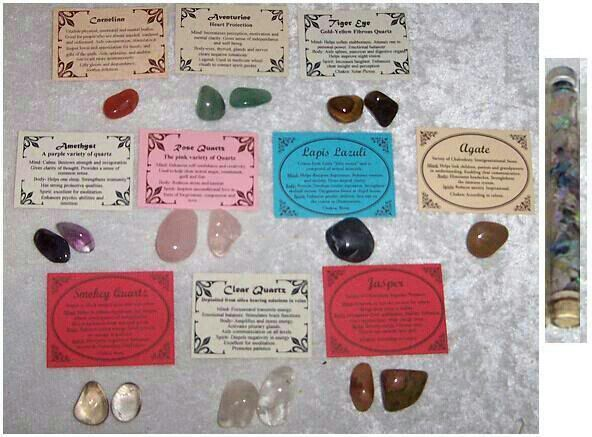 I would love to find a store that had wands like on the right that are empty and you could choose the stones to fill it with. That would be the ultimate healing wand, every stone was called to you and hour to it❤