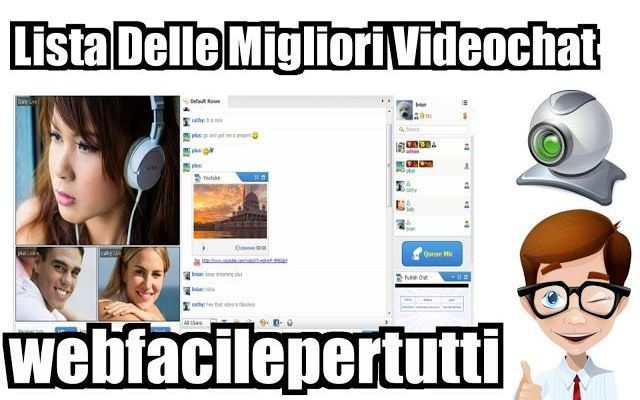 video live chat chat gratis no registrazione