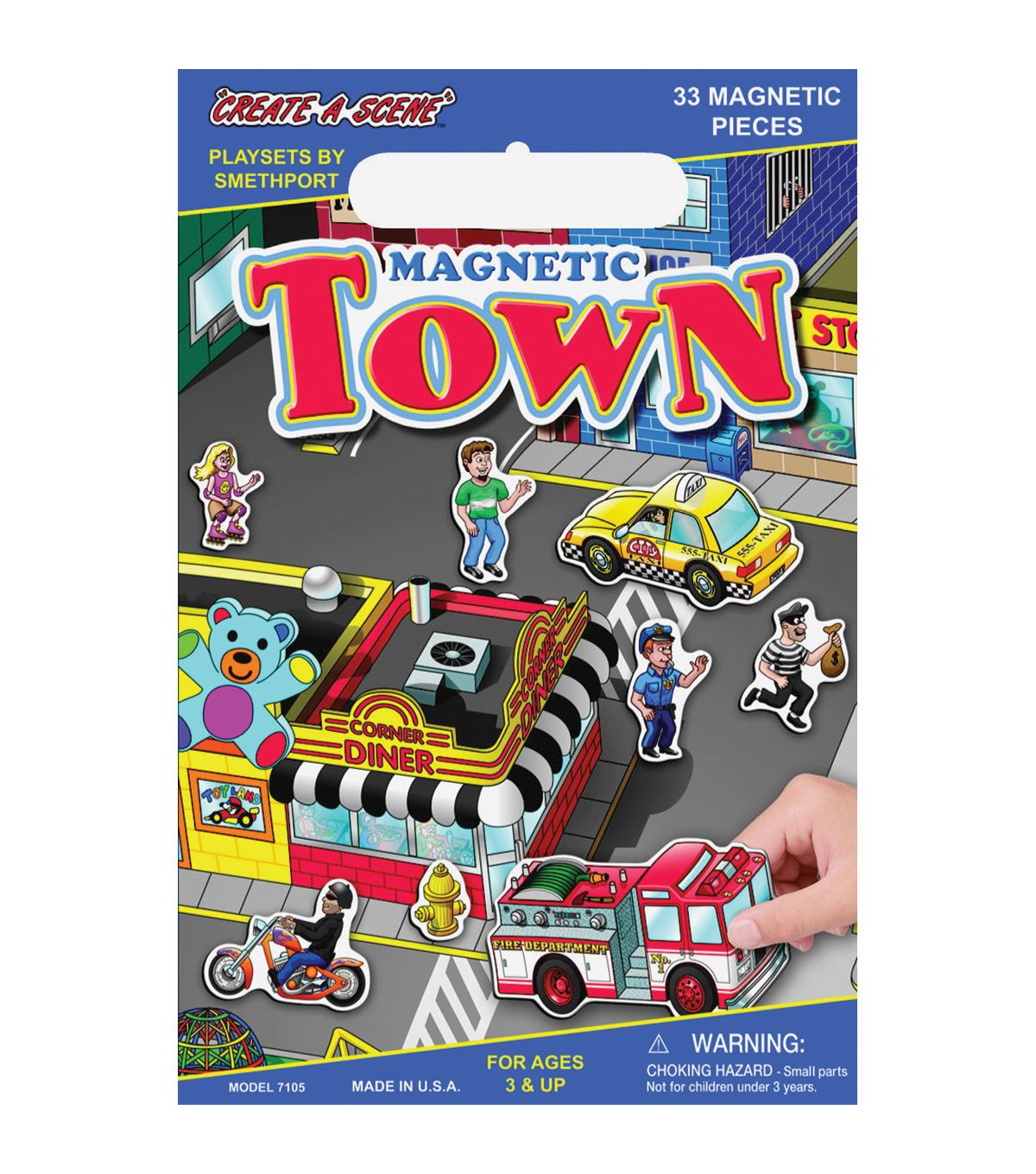Magnetic Create-A-Scene Kit | Products | Travel with kids