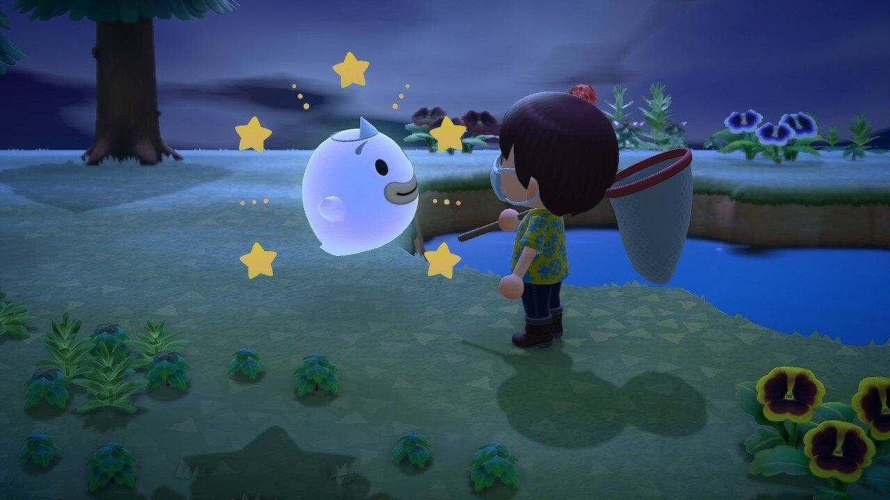 The Will Of The Wisp Animal Crossing Friendly Ghost Animals